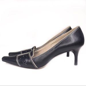 Cole Haan Pointed Snip Toe Heels